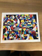 Okuda San Miguel Remed Print Retna Banksy Kaws Warhol Brainwash Obey Invader