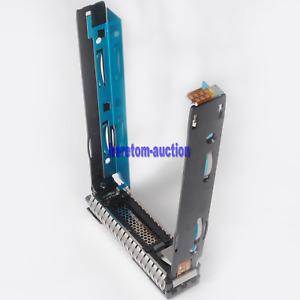 "2X 651687-001 2.5 inch DL388 G8 DL380 G9 SATA SAS Hard Drive Caddy 2.5"" For HP"