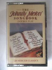 """JOHNNY MERCER """"THE JOHNNY MERCER SONGBOOK""""  CASSETTE TAPE - BRAND NEW"""