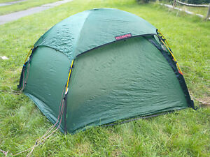 Hilleberg Allak 2 person free standing 4 season tent
