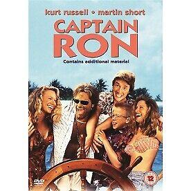Captain Ron DVD