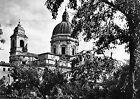 Cartolina - Postcard - Assisi - S. M degli Angeli - Poesia Carducci - anni '50