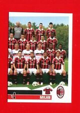 CALCIATORI Panini 2012-2013 13 -Figurina-sticker n. 254 - SQUADRA -MILAN DX-New
