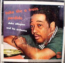 "DUKE ELLINGTON-TAKE THE A TRAIN/PERDIDO ""RARE OZ"" EP 45 RPM 7"""
