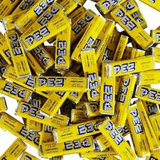 PEZ Candy Refills - Lemon Flavor - 1 Lb Bulk New