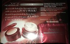 Avon Anew Reversalist Complete Renewal Eye Cream Samples .04 oz (2)