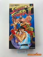 STREET FIGHTER II 2 Nintendo Super Famicom SFC JAPAN Ref:315381