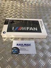 NEW GENUINE BMW MOTORSPORT SAMSUNG GALAXY S4 MINI HARD CASE PHONE COVER 23580...