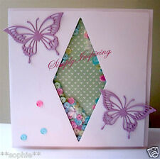 NEW ✿ Pretty Classic Lace Butterfly Die ✿ For Cuttlebug Sizzix ✿