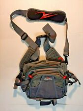 New ListingUmpqua Waist Pack Ledges 500 Fly Fishing Shoulder Bag Box Olive Vest