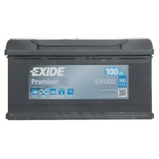 12V 100Ah Type 017 900CCA 4 Years Wty OEM Replacement Exide Premium Car Battery