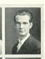 WILLIAM SHOCKLEY ~ KAREN MORLEY  High School Yearbook  SENIOR Year