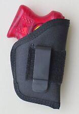 Inside Pants Black Concealment Holster (IWB) for KIMBER PEPPER BLASTER II