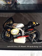 Minichamps 1.12 Scale  Aprilia RSV 250ccm Marco Melandri 2002.