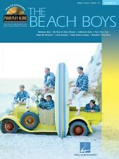 The Beach Boys Sheet Music Piano Play-Along Book and CD NEW 000311181