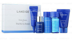New LANEIGE Perfect Renew Trial Kit (5 items)  New Renew Sample size