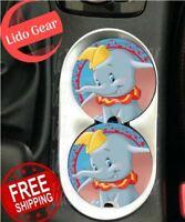 Dumbo Car Coasters Disney Inspired Car Coasters Disney Car Coaster