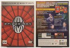 "DVD - Spider Man - Deluxe Edition 2DVD ""PERFETTA"""