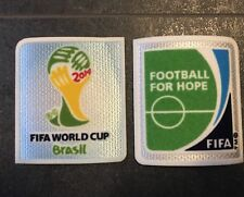 Fussball Patch WM2014 World Cup Brasilien  Deutschland Trikot