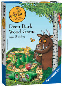 22278 Ravensburger The Gruffalo Deep Dark Wood Game [Children's Games]