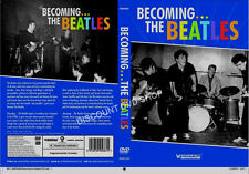 Becoming The Beatles (DVD, 2013) NEW ITEM