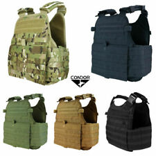Bulletproof vest&Level AR500 metal plates ONLY included M - 1 XL Tan or Black US
