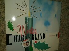 Warner Brothers Christmas promo records