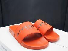 287a70a4e4db Givenchy Men s Slides Dark Orange Retail Men s Size ...