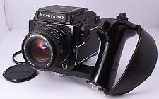 NEAR MINT+++ Mamiya M645 1000s Medium Format w/ Sekor C 80mm f/2.8 N from Japan