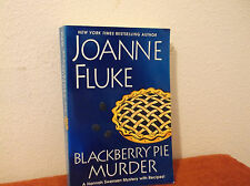Blackberry Pie Murder by Joanne Fluke (2014, Paperback)