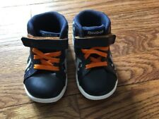 Reebok Tennis Shoes Toddler Baby Boys Size 4 Disney Dusty