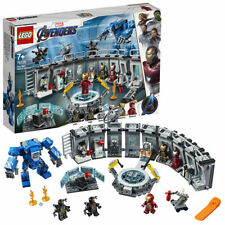 LEGO Super Heroes Iron Man Hall of Armor Lab Set 76125