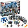 LEGO Super Heroes Iron Man Hall of Armor Lab Set 76125
