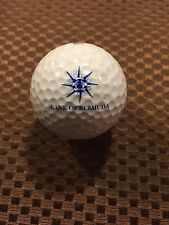 Logo Golf Ball-Bank Of Bermuda.