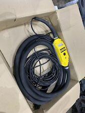 Atlas Copco Smart 56 Concrete Vibrator - Plug and Poke smart series (Electronic)