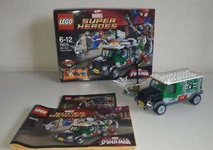 LEGO 76015 Super Heroes Doc Ock Truck Heist - Set in Box + Instructions