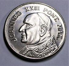 Medaille Vatikan o.J. Papst Johannes XXIII.. Petersplatz in Rom - st/unc