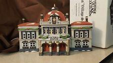 Dept 56 Dickens Village 1989 Victoria Station 55743 Retired 1998