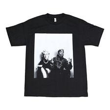 Tupac Hip Hop Legends Graphic Men's T-Shirt Black