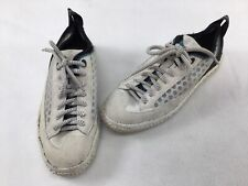 OXS Multi Color Lace Up Rubber Sole Sneakers Size 6 K96