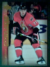 NICK FOLIGNO  07/08 AUTHENTIC YOUNG GUNS ROOKIE CARD  SP