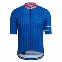 NEW RAPHA MEN'S SUPER CROSS JERSEY NAVY SIZE XXL ROADWEAR RACING LIMITED EDITION