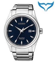 Citizen Super Titanium Herren Armbanduhr BM7360-82L Saphir Eco-Drive Herrenuhr