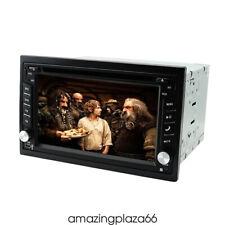 "Universal 6.2"" Touch Screen 2Din Car DVD Player GPS NAVI Radio+MAP,Bluetooth"