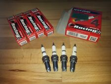 4x Kawasaki VN750 y1986-1995 = Brisk Lgs Bujías de Plata de Alto Rendimiento
