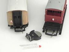 More details for train-tech al2 oo gauge flickering fire tail light kit