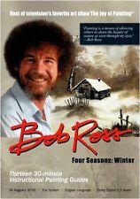 BOB ROSS THE JOY OF PAINTING FOUR SEASONS WINTER New 3 DVD Set 13 Episodes