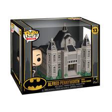 POP! Town: Batman 80 Years - Alfred Pennyworth with Wayne Manor