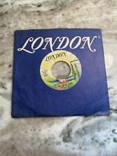 The Rolling Stones I Can't Get No Satisfaction 45 rpm single vinyl record London