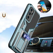 For Huawei P40 Pro Mate 40 Pro Magnetic Case Armor Shockproof Ring Stand Cover